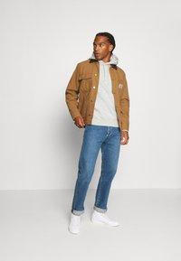 Nike Sportswear - HOODIE - Luvtröja - multi-color/white - 1