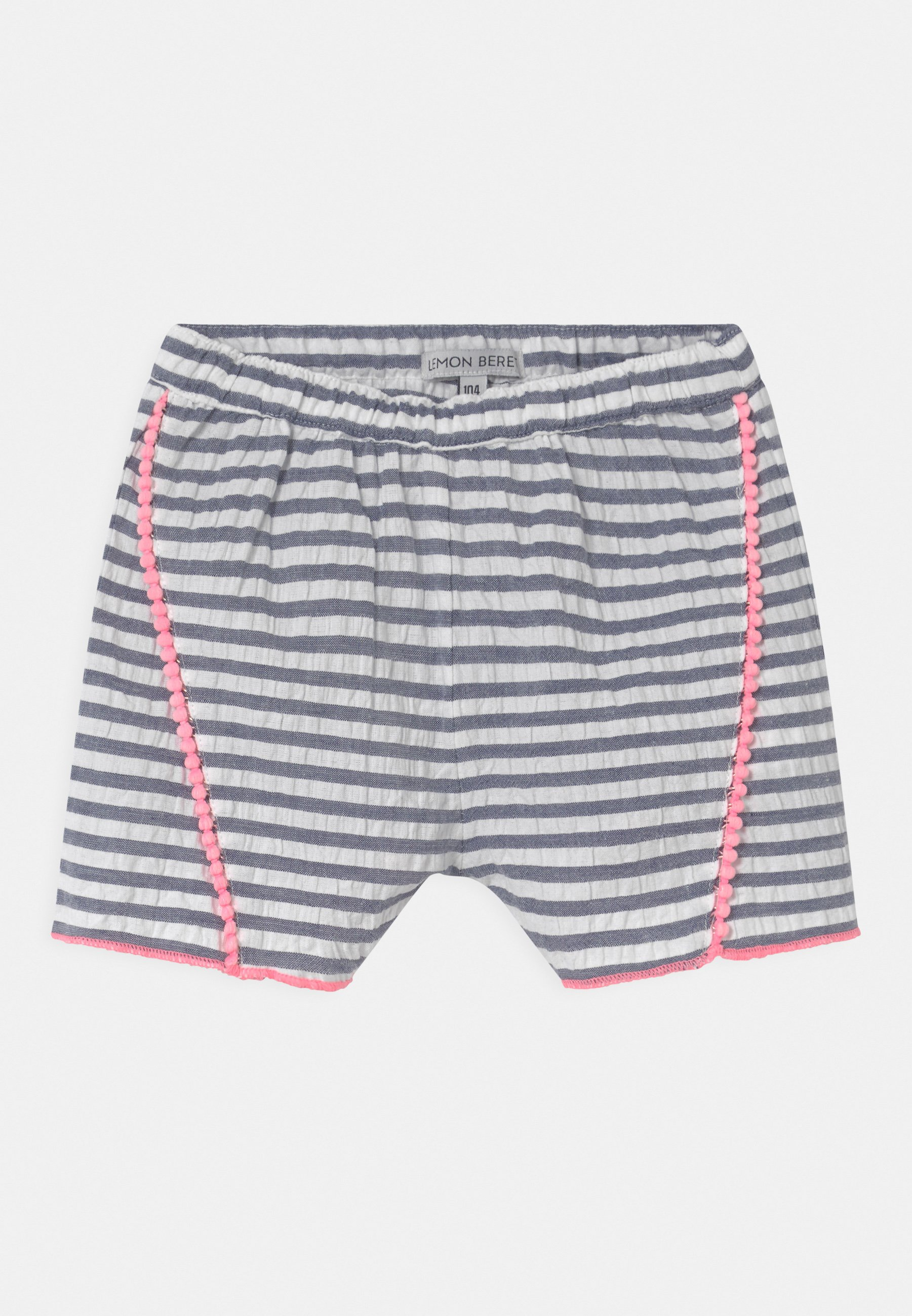 Kids SMALL GIRLS  - Shorts - blue/white