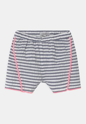 SMALL GIRLS  - Shorts - blue/white