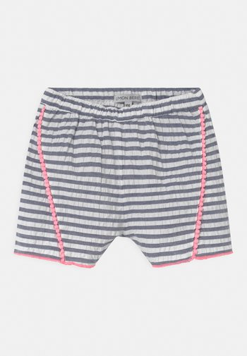 SMALL GIRLS  - Shorts - blue/white
