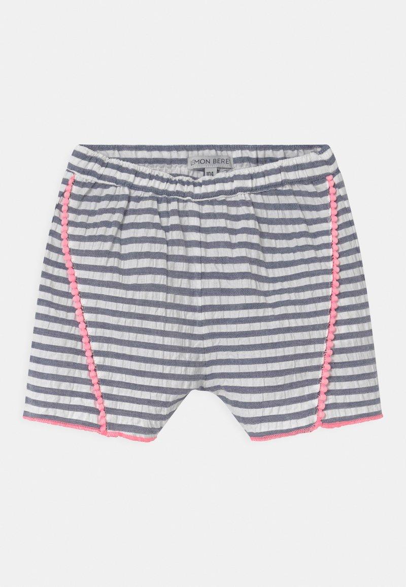 Lemon Beret - SMALL GIRLS  - Shorts - blue/white