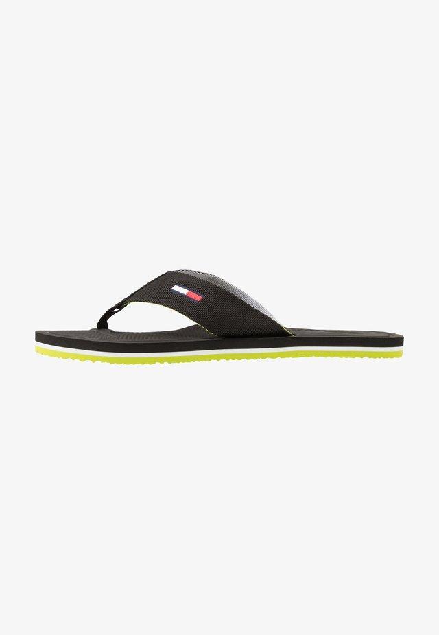 COMFORT FOOTBED BEACH - Teensandalen - black