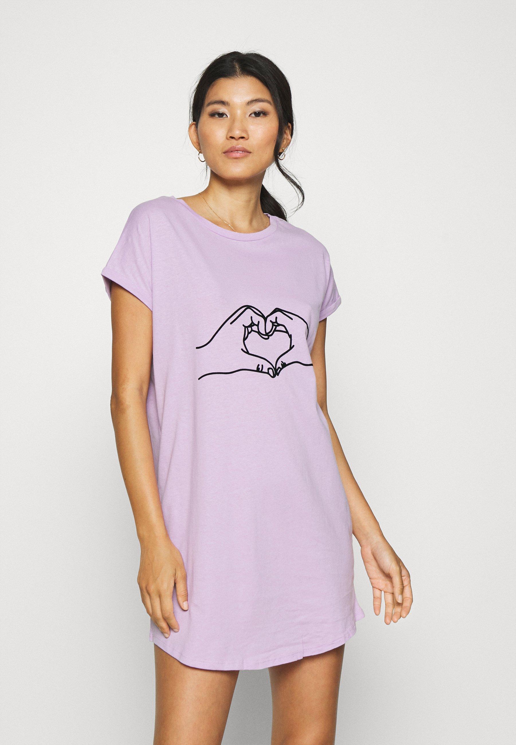 Damen NIGHTIE HANDS - Nachthemd