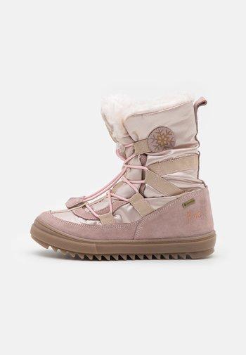 Zimní obuv - phard/rosa