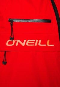 O'Neill - PSYCHO TECH  - Chaqueta de snowboard - fiery red - 2