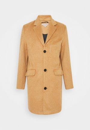 WATSON OVERCOAT - Classic coat - tan