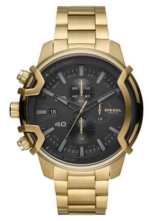 GRIFFED - Chronograph watch - gold-coloured