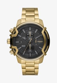 Diesel - GRIFFED - Chronograph watch - gold-coloured - 1