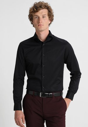 PELLE - Formal shirt - black