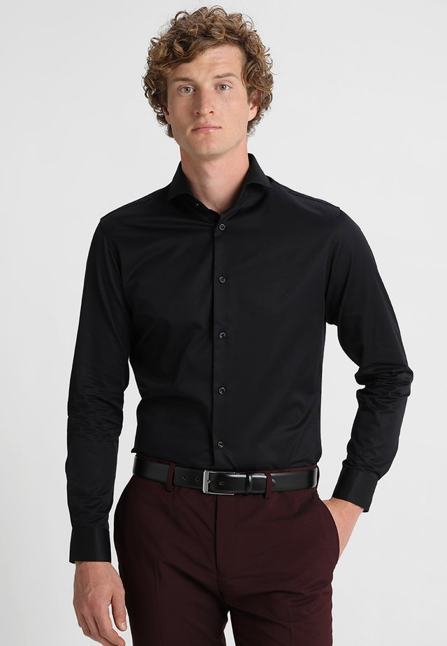 PELLE - Businesshemd - black