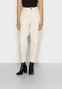 American Vintage - TINEBOROW - Relaxed fit jeans - ecru - 0