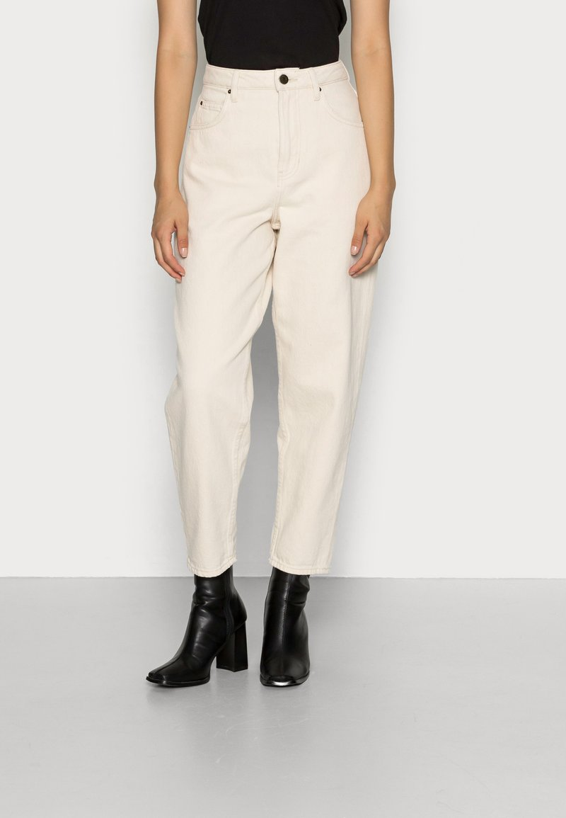 American Vintage - TINEBOROW - Relaxed fit jeans - ecru