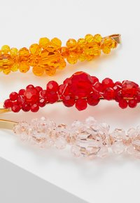 ONLY - Hair styling accessory - gold-coloured/rose-yellow-red - 4