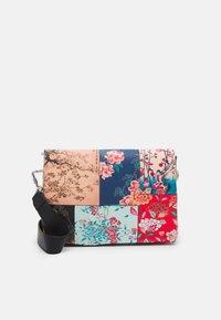 Desigual - BOLS MAGNUS FLAP - Across body bag - multi-coloured - 0