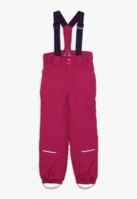 Name it - NKFSNOW03 PANT - Talvihousut - cerise - 0