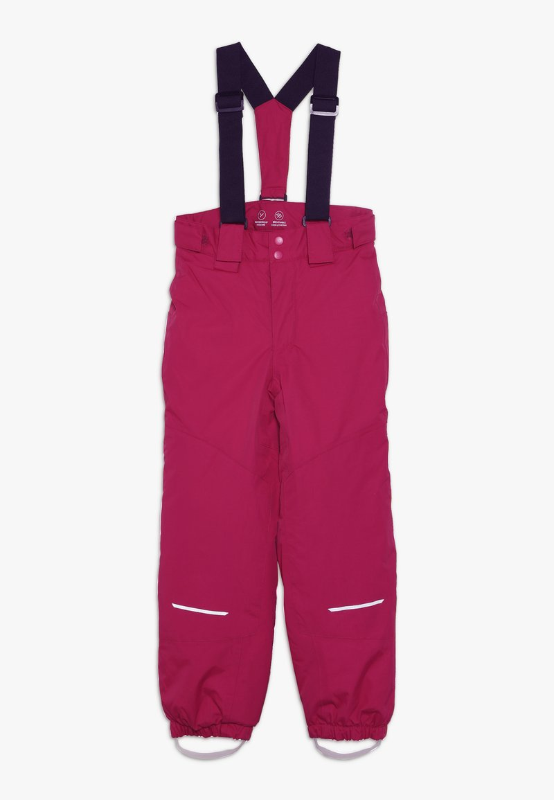 Name it - NKFSNOW03 PANT - Talvihousut - cerise