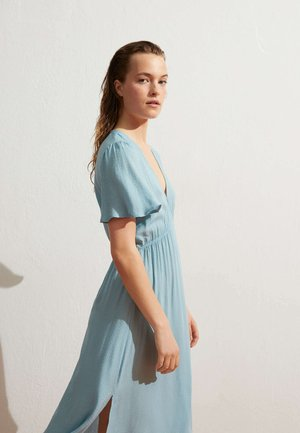 Day dress - turquoise