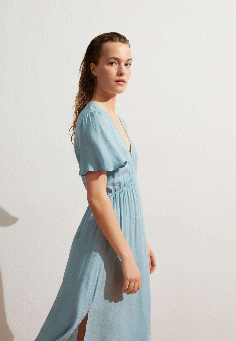 OYSHO - Denní šaty - turquoise