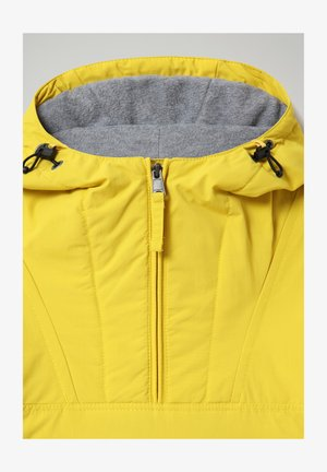 RAINFOREST WINTER - Waterproof jacket - yellow oil