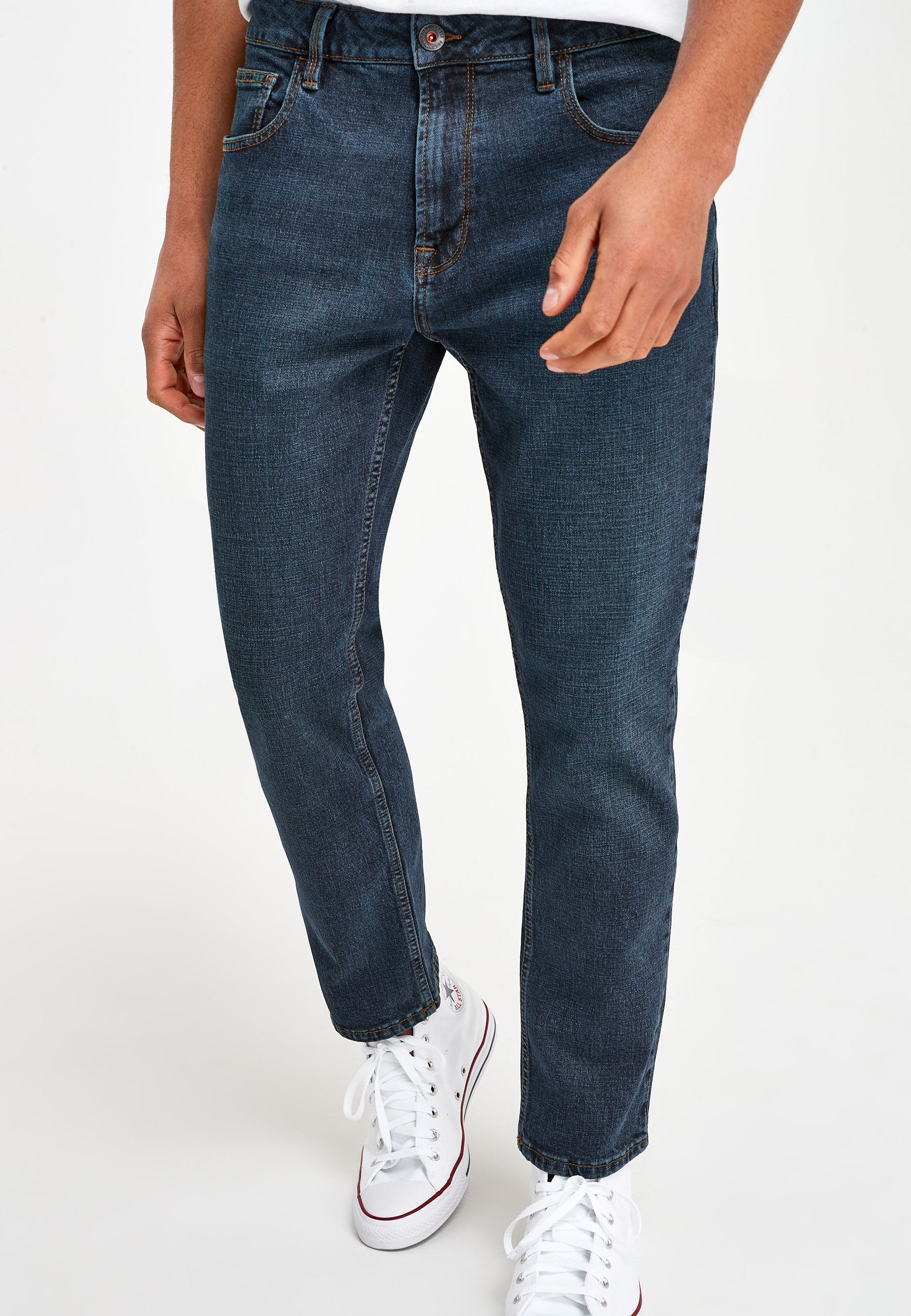 Uomo WITH STRETCH - Jeans a sigaretta