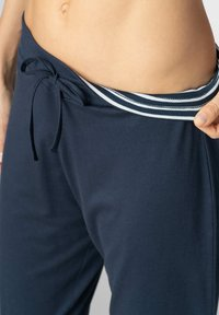 Mey - SCHLAFHOSE SERIE NIGHT2DAY - Pyjama bottoms - night blue - 3