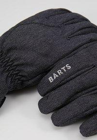 Barts - BASIC SKIGLOVES - Rukavice - denim - 4