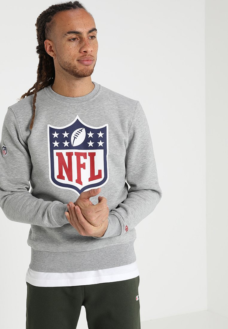 New Era - TEAM LOGO - Sweatshirt - grey