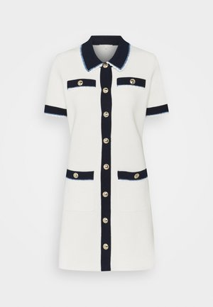 ROLIANO - Shirt dress - ecru