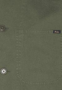 Polo Ralph Lauren - PIECEDYE MILT CHINO - Shirt - army olive - 6