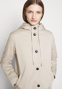 CLOSED - LALO - Klasický kabát - resin - 3