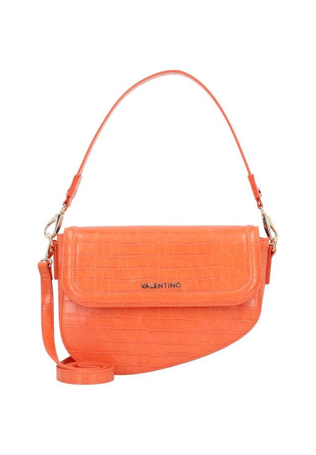 BICORNO - Handbag - arancio