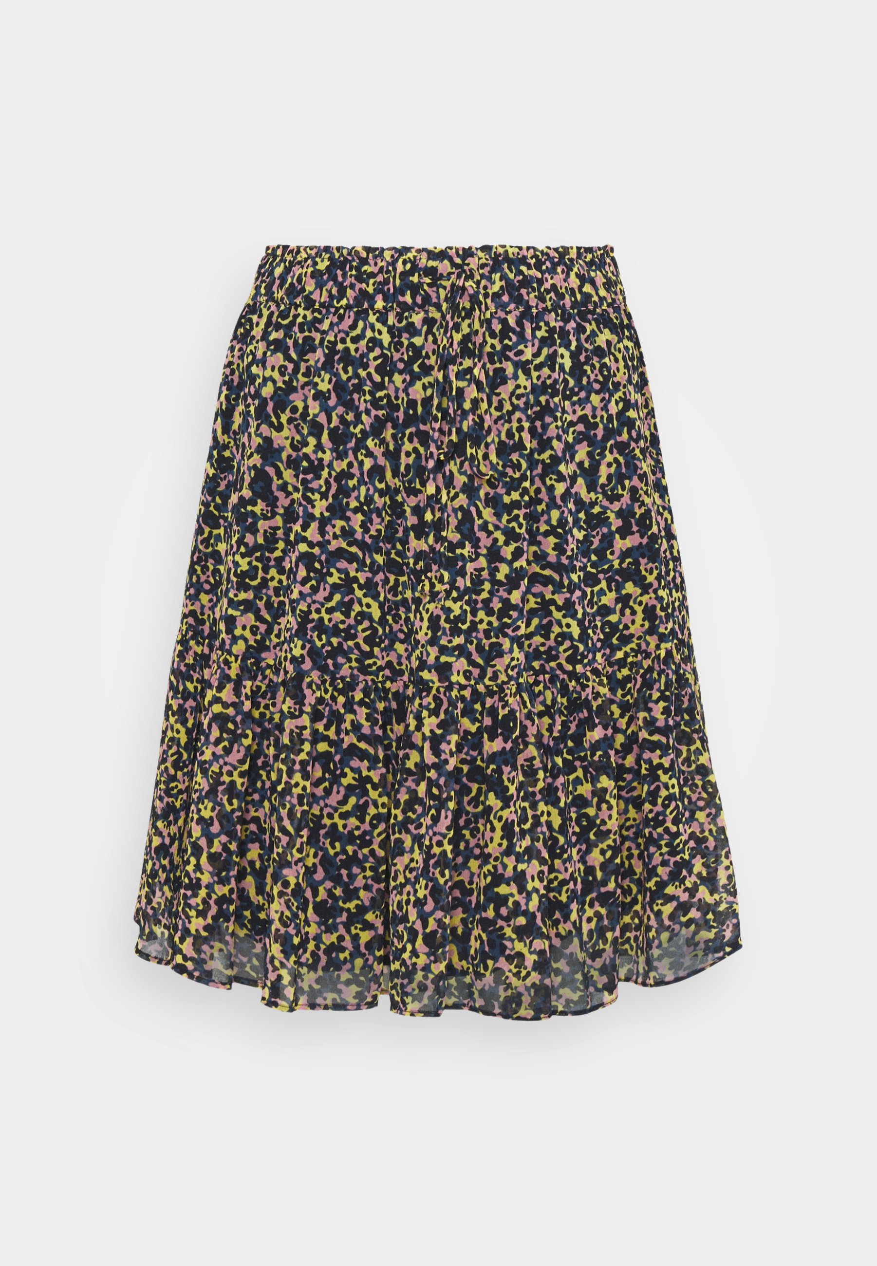 Women PRINTED SHORTER LENGTH SKIRT - Mini skirt