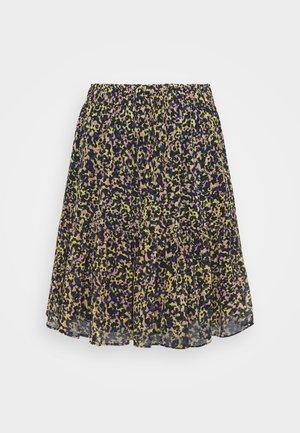 PRINTED SHORTER LENGTH SKIRT - Mini skirt - multicoloured