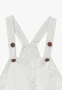 TINYCOTTONS - DENIM ROMPER - Dungarees - off white - 2