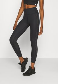 adidas Performance - 7/8 H.RDY - Leggings - black - 0