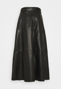 Derhy - PELOPONESE JUPE - A-line skirt - black - 1