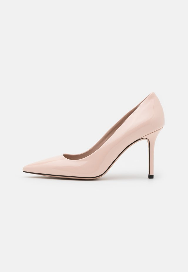 INES - Szpilki - light pastel pink