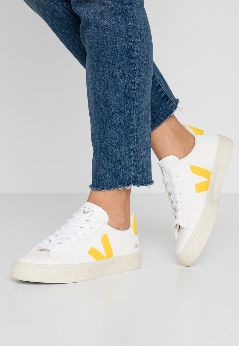Veja - CAMPO - Trainers - extra white/tonic