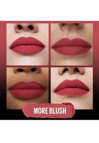 Maybelline New York - COLOR SENSATIONAL ULTIMATTE - Lipstick - more blush - 3