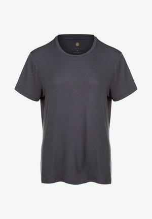 Basic T-shirt -  chic gray