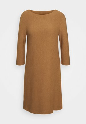 Jumper dress - true camel