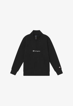 LEGACY AMERICAN CLASSICS HALF ZIP - Sweatshirts - black