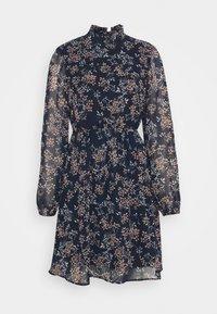 Vero Moda - VMVILDE SHORT DRESS - Day dress - navy blazer - 4
