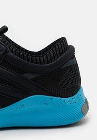Reebok - HIIT TR - Sports shoes - core black/aqua/true grey - 5