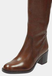 Clarks - MASCARPONE ELA - Boots - light brown - 4
