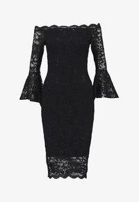 Sista Glam - VANESSA - Cocktail dress / Party dress - black - 4