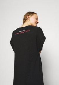 Replay - DRESS - Maxi dress - black - 4