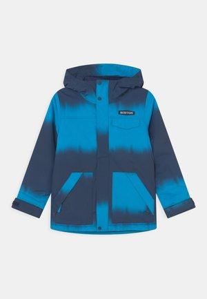 BOYS DUGOUT - Snowboardová bunda - dresden blue ombre