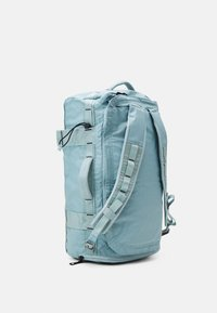 The North Face - BASE CAMP VOYAGER DUFFEL UNISEX - Sac à dos - tourmalineblu/aviatornavy - 1