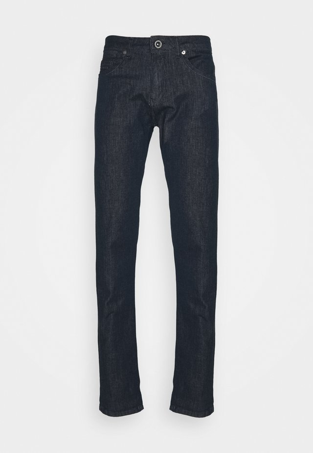 STRETCH STAY - Jeans a sigaretta - blue